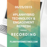 PlanHybrid Technology & Engagement Refresh